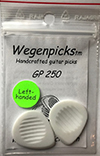 Wegen GP250 Pick - LEFTY (White)